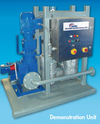 Drilling Fluids Heater System
